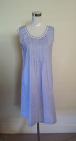 French Country Cotton Nightie FCJ140V