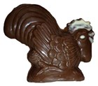 Painted Chocolate Rooster