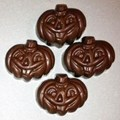 Four Jolly Jack O' Lanterns
