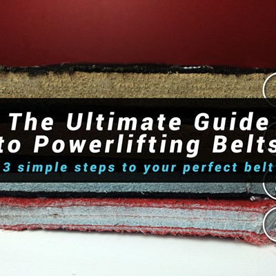 Article: The Ultimate Guide to Powerlifting Belts