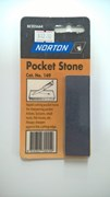 Norton Bear 149 Pocket Sharpening Stone 25x10x80mm