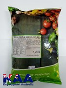 TOMATO ONION & BASIL Gourmet Sausage Meal/Premix/Seasoning 1.25kg Bag