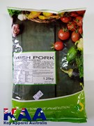 IRISH PORK Gourmet Sausage Meal/Premix/Seasoning 1.25kg Bag