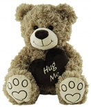 Hug Me Love Bear Hugs 28cm