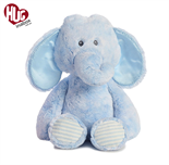 Snuggy Elephant Hugs Blue - 30cm