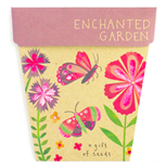Enchanted Garden Gift of Seeds Hug - Gift Card