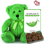 Green Friendship Hamper Hugs
