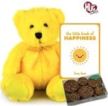 Yellow Happiness Hamper Hugs