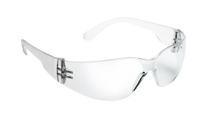 d93d281d878 UNIVET Wraparound Economy Safety Spectacles with Anti Scratch Clear Lens -  Conforms to EN166 (2C-1.2 U ...