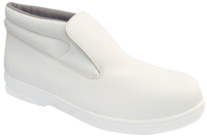 Cf852 Click Micro Fibre Safety Boot S2 White