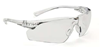 505UP UNIVET Neck Corded Panoramic Safety Spectacles with Anti-Scratch Clear Lens - [UV-505U.00.00.00]