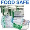 FOOD SAFE - HSE First Aid Kit Refill - For 1 - 10 Persons - [SA-R10N]