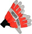 Oregon Protective Chainsaw Glove - Left Hand Protection - Conforms to EN381-7 Class 0 - Good Dexterity - Pair - OR-91305