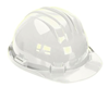 Asbestos Worker Head Protection