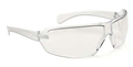 ZERONOISE - UNIVET Safety Spectacles Anti-Scratch Anti-Fog Lens Conforms to EN166 - [UV-553Z.01.00.00]