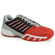 56c51a59d9ab K-Swiss Bigshot Light 3 Mens Tennis Shoes fiery red 05366-609