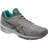 Asics Gel FF Court Men's Tennis Shoes aluminun dark grey E700N-9695