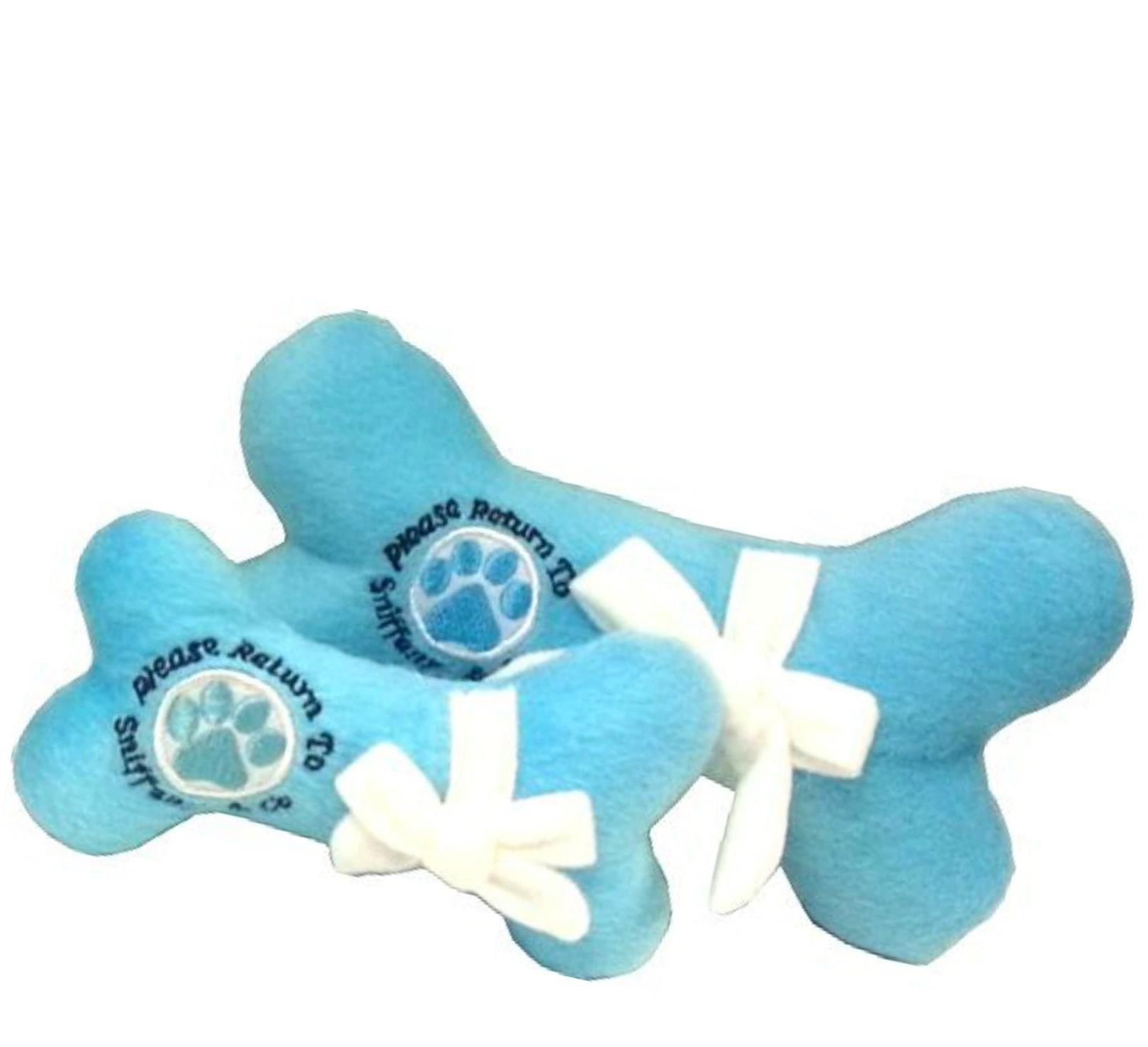 Sniffany & Co Bone Designer Plush Toy (Small)