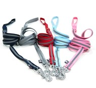 DOGO Snap Go Leash - Red, Grey or Pink
