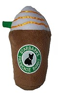 Starbarks Original Frenchie Roast w/ straw