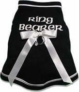 Ring Bearer Pet T-Shirt