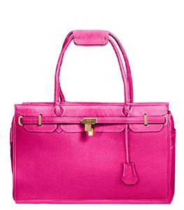 Madison Pet Carrier - Pink