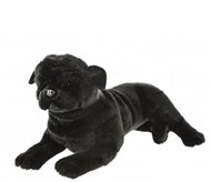 Bandit - Black pug plush toy