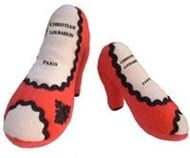 Christian Loubarkin Shoe Designer Toy