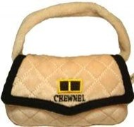 Chewnel Purse Designer Dog Toy