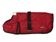 Waterproof Dog Coat 3008-B Red (For Big Doggies)