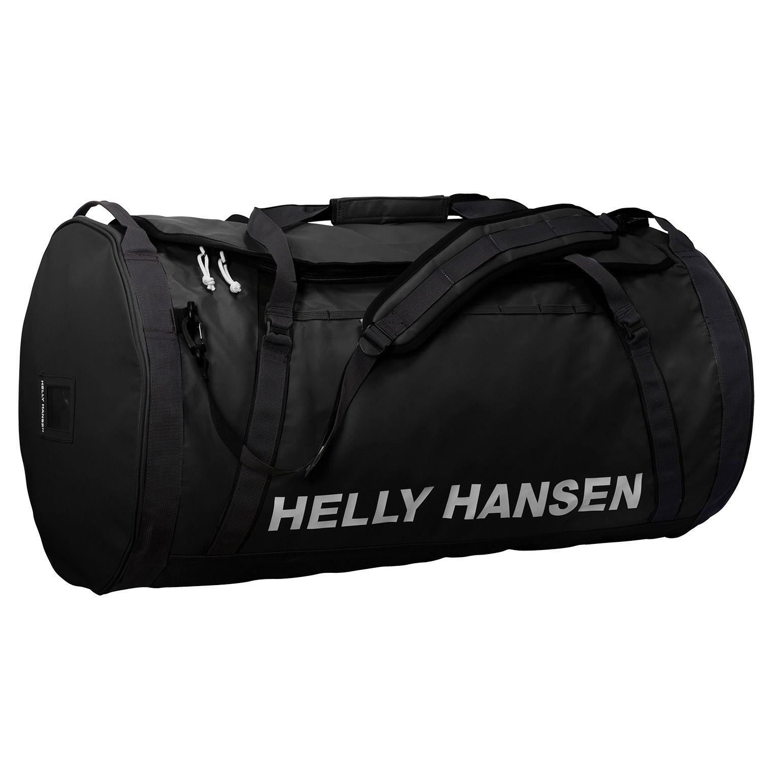 50b296a0239 Helly Hansen HH Duffel Bag 70L Black MonkeyFist Marine