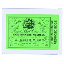 Premium Sailmakers Needles No.16, 25 pack
