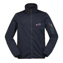 2017 420 World Championships Crew Softshell Jacket by Musto Black