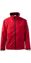 Gill Crew Jacket Red CLEARANCE