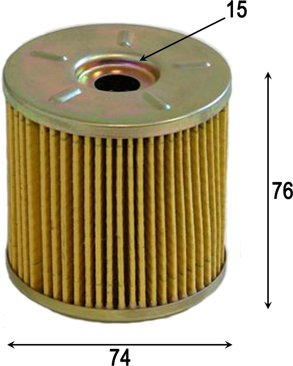 Fe153j Fuel Filter For Toyota Land Crusier Landcrusier Yaris R2590p 04234 68010 R2423p R2432