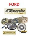 FORD 4 TERRAIN HEAVY DUTY CLUTCH KITS