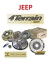 JEEP 4 TERRAIN HEAVY DUTY CLUTCH KITS