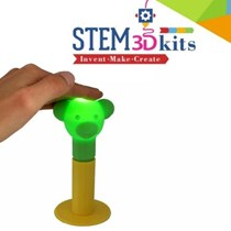 3D Printing STEM Kits - Night Light Kit
