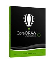 Corel DRAW Graphics Suite X8 Licence (Academic)