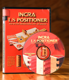 Incra LS Positioner Instruction DVD