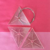 Equilateral Triangles - Pack of 50