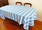 Classic Woven Tablecloth Large Style 2