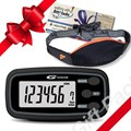 G-Sensor 2027 3D Pocket Pedometer and Waist Pocket Gift Pack