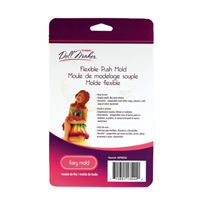 Sculpey® Push Mold- Fairy Mold - a press mould for use with clay