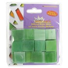 Stained Glass Chips Lt. Green