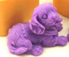R0550 Soap Silicone Mould - Doggy