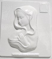 Mould 2201 - Virgin Mary