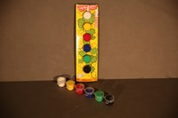 Mini Brights Paint Set 6