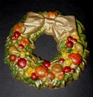 Mould PM 2262 - Christmas Wreath