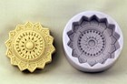 Embossed Design Soap Mould RO017